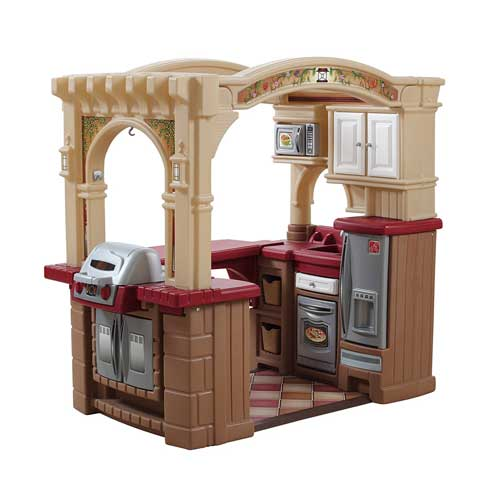 Step2 Grand Walk-in Kitchen and Grill best price