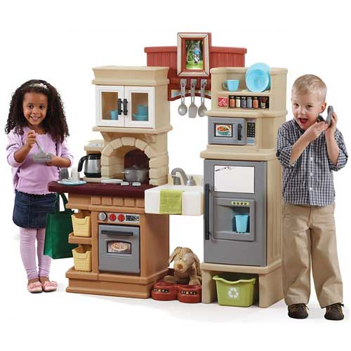 Step2 Heart Of The Home Kitchen Playset best price