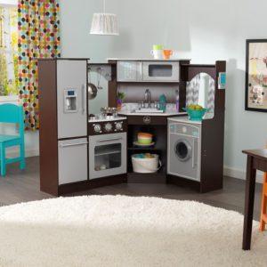Ultimate Corner Play Kitchen