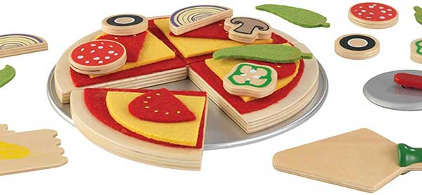 Pizza KidKraft Playset Multicolor