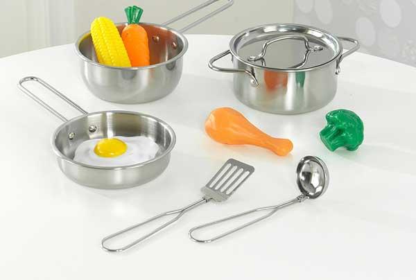 KidKraft, Deluxe Cookware Set