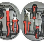 Active Kyds 9 Piece Kids Tool Set with Real Tools