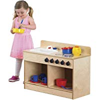 Childcraft 1491196 Toddler Sink and Stove Combo