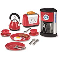 Morphy Richards Kitchen Set Toy - Kettle, Toaster and Coffee Machine