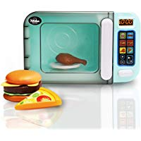 infunbebe Jeeves Jr. Kids Microwave Oven Toy Electronic