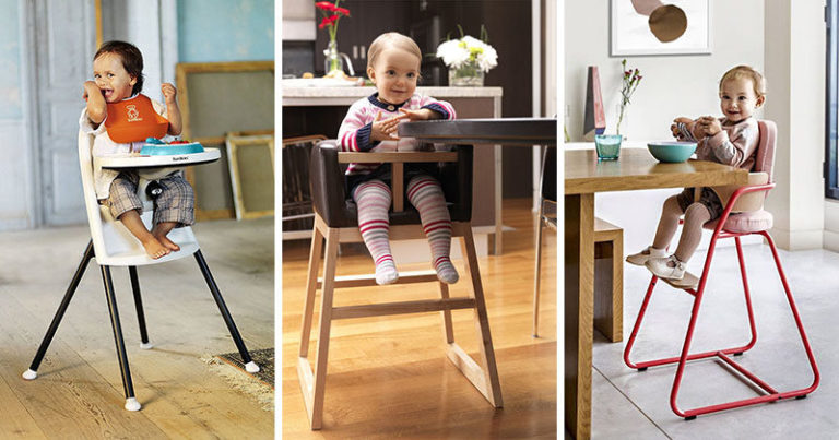 top 5 best wooden high chair for baby